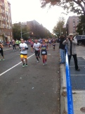 Mike captured this at mile 3!